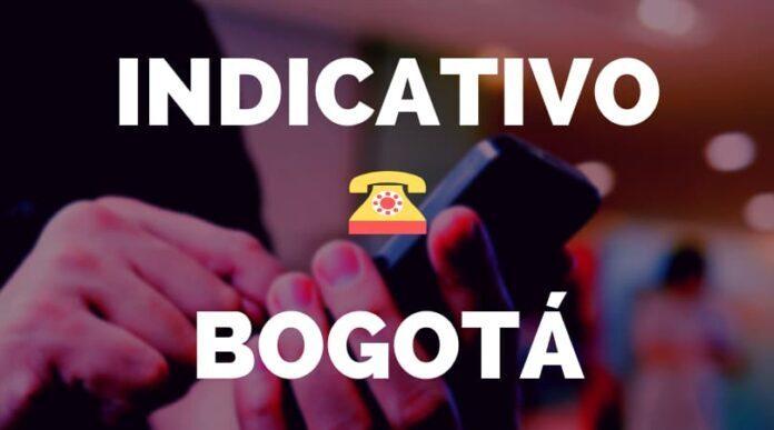 Indicativo Bogotá