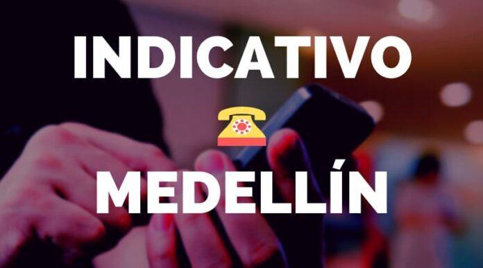 Indicativo Medellin