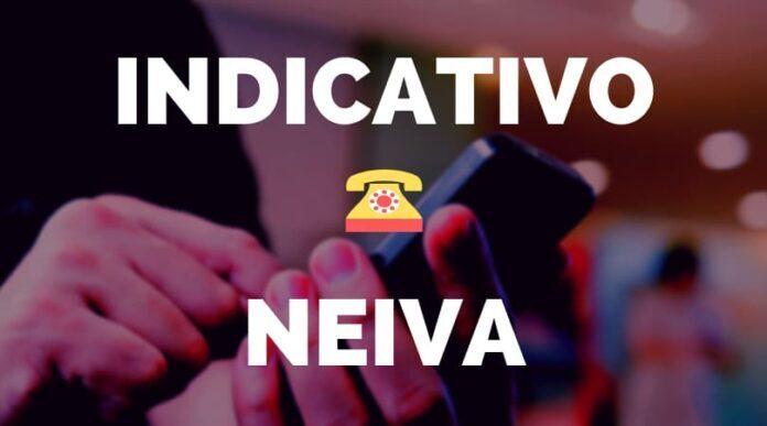 Indicativo Neiva