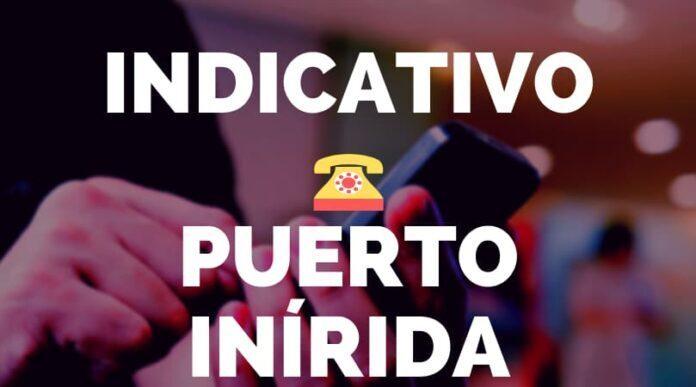 Indicativo Puerto Inírida